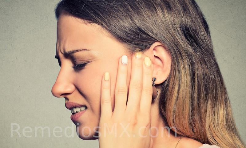Remedios para el dolor de oido