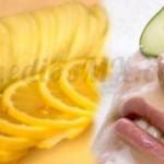 mascarilla pepino limon