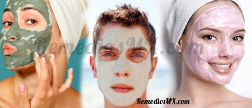mascarillas acne barros