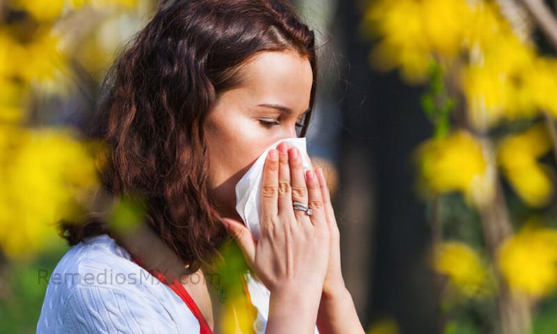 Remedios para la alergia