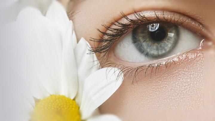 ojos manzanilla remedios